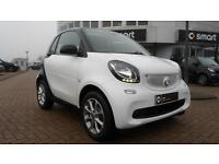 smart fortwo coupe PASSION (white) 2015-12-31