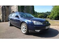 Ford Mondeo 2.0 TDCi Ghia X 5dr with full service history plus with an mot until-21/06/17