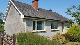 3 bedrooom bungalow to rent long term as a holiday home