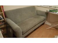 Beautiful sofa originally bought from John Lewis. In very good condition.