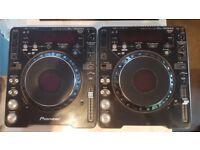 Pioneer CDJ 1000 MK3 (pair.)