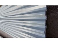 BOX PROFILE ROOFING SHEETS 12FT £16.20
