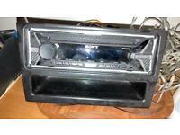 SONY Car Radio / CD Player / Stereo