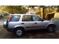 Honda CRV repair or spares