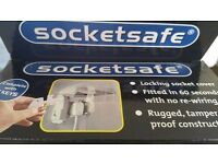 Socketsafe twin pack ..new unopened