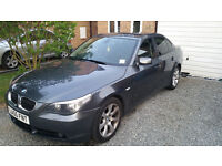 BMW 525D SE Automatic, Sat Nav, 18 inch alloy wheels with new tyres
