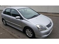 HONDA CIVIC 1.7CDTI 2004.