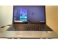 Samsung NP300 Windows 10 500GB HDD 5GB RAM