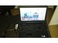 Dell Latitude E5530 laptop, Intel core i3-3120M @ 2.50Ghz, 4GB DDR3, 320Gb hdd, win 10 Pro