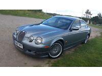 Jaguar XS Limited Edition 2.7 Diesel Auto 2007 SAT NAT Touch Screen