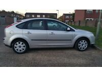 2006 Ford Focus 1.6 cc in excellent condition MOT till June 25th