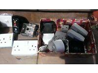 Misc box of sockets etc