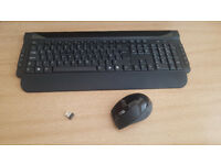 Maplin Wireless Keyboard Mouse Combo