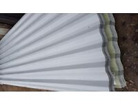 BOX PROFILE ROOFING SHEETS 10ft £15.00