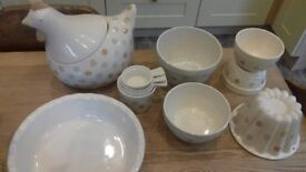 Kitchen Craft 'Classic Collection' 20+ Kitchen items all matching