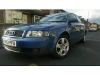 2002 AUDI A4 1.9TDI SE 110 NEW MOT DRIVE SMOOTH £680 O N O SWOP