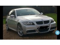 BMW 330i M sport,silver 4dr,petrol.2007 needs engine,but the car is in excel;cond; OFFERS