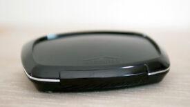 Marmitek Invisible 4 Infrared Remote Control Extender - Black