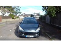 Peugeot 307 sw 1.6 hdi 7 seater