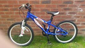 Boys Carerra Blast 20 Mountain Bike