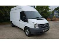2010 transit down hightop long mot