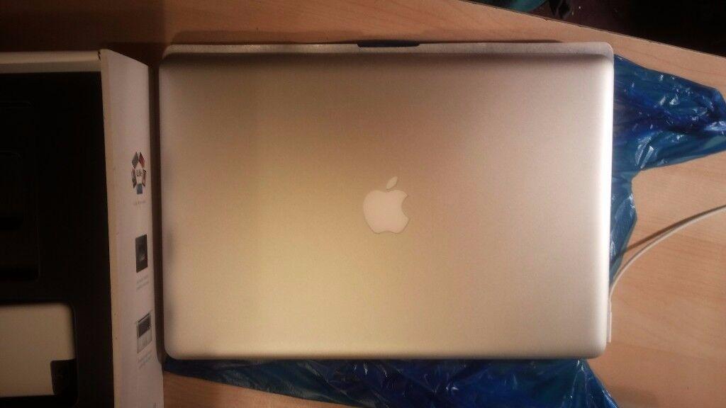 """Apple Macbook Pro 15"""" intel core i7 16gb ram 500gb hdd"""