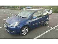 2006 56 FORD FIESTA FREEDOM EDITION 1.4 ONE OWNER NEW CHEAP.
