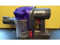 Hi for sale dysondc dc 34 animal found in new home no charger untested! Can deliver or post.