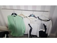 COLLECTION of ladies clothes