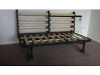 Ikea futon double sofa bed