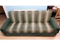 Sofa/Settee with storage