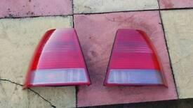 VW Bora Tail Headlights (Right + Left)