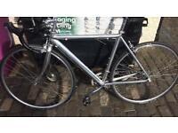road bike Dawes polished