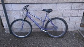 2 Raleigh Simple commuter bikes for sale, good condition