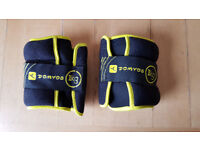 Ankle weights Decathlon Domyos training fitness sport weights