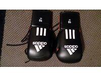 Adidas boxing gloves 10oz