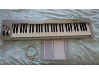 M-Audio Keystation 61es Keyboard MIDI controller