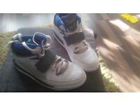 White Jordan uk 6.5