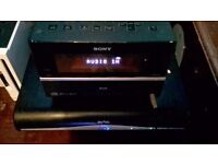 Sony dab cd player with iPhone 4 dock
