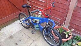 BMX - Apollo Chaos bike bicycle