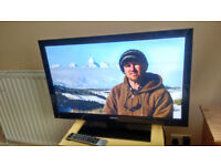 free view 32 inch flat screen tv