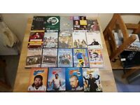 Mixed comedy series dvds