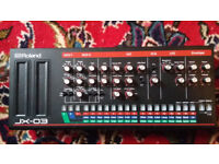 Roland boutique JX03 synth module limited edition