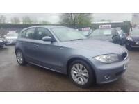 BMW 2.0 120D SE AUTOMATIC 5 DOOR 2007 / 81K MILES / FULL SERVICE HISTORY /EXCELLENT CONDITION 2 KEYS