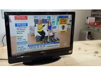 "25"" HD LCD TV - Flatscreen - Hannspree HSG1074 with Freeview 1080p"
