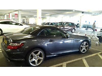 Mercedes SLK 250CDi Blueeficiency AMG Sport