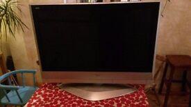 "Panasonic viera flat screen tv 36"" good condition"