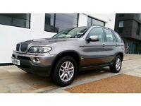 2005 | BMW X5 3.0 d SE 5dr | 2 Former Keepers | MOT | Leather | Sat Nav | Memory Heated Seats