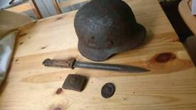 german relic set