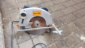 Challenge 1200 watt circular saw MCS5025 £25